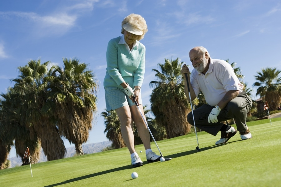 4 Tips For Playing Golf and Golfing With Arthritis Pain
