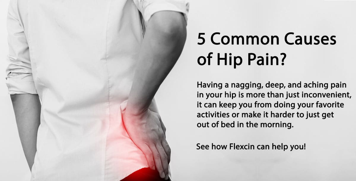 5 Common Causes Of Hip Pain